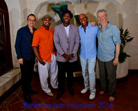 Barbados Jazz Excursion Friday Meet and Greet with the Artists